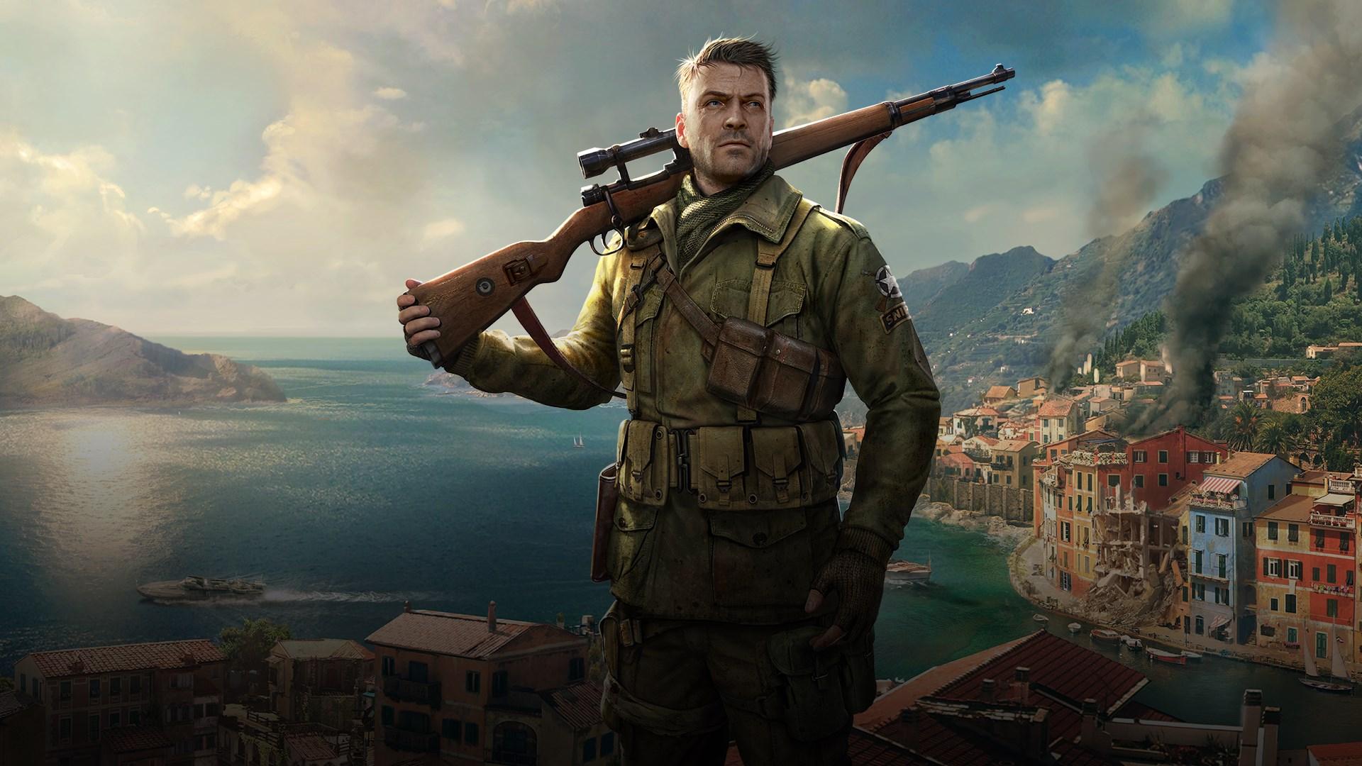 Game bắn tỉa Sniper Elite