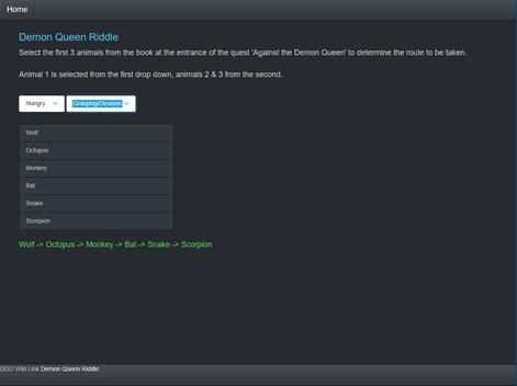 DDO Puzzles Screenshots 2