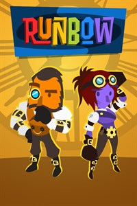 Carátula del juego Runbow: Steampunk Pack