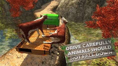 Hill Climbing Animal Transport 3d Screenshots 1