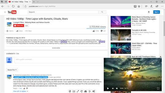 Enhancer for YouTube™ for Microsoft Edge™ screenshot 2