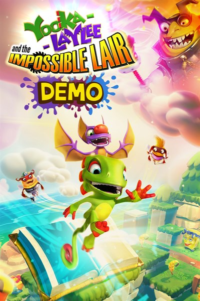 Yooka-Laylee and the Impossible Lair Demo