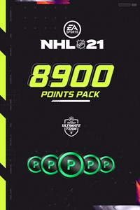 NHL™ 21 8900 Points Pack
