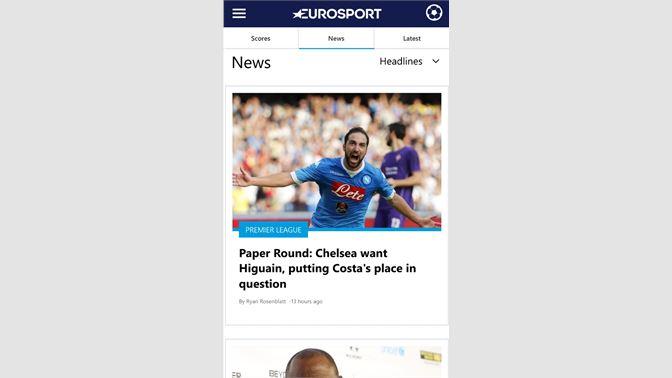 Get Eurosport com - Microsoft Store