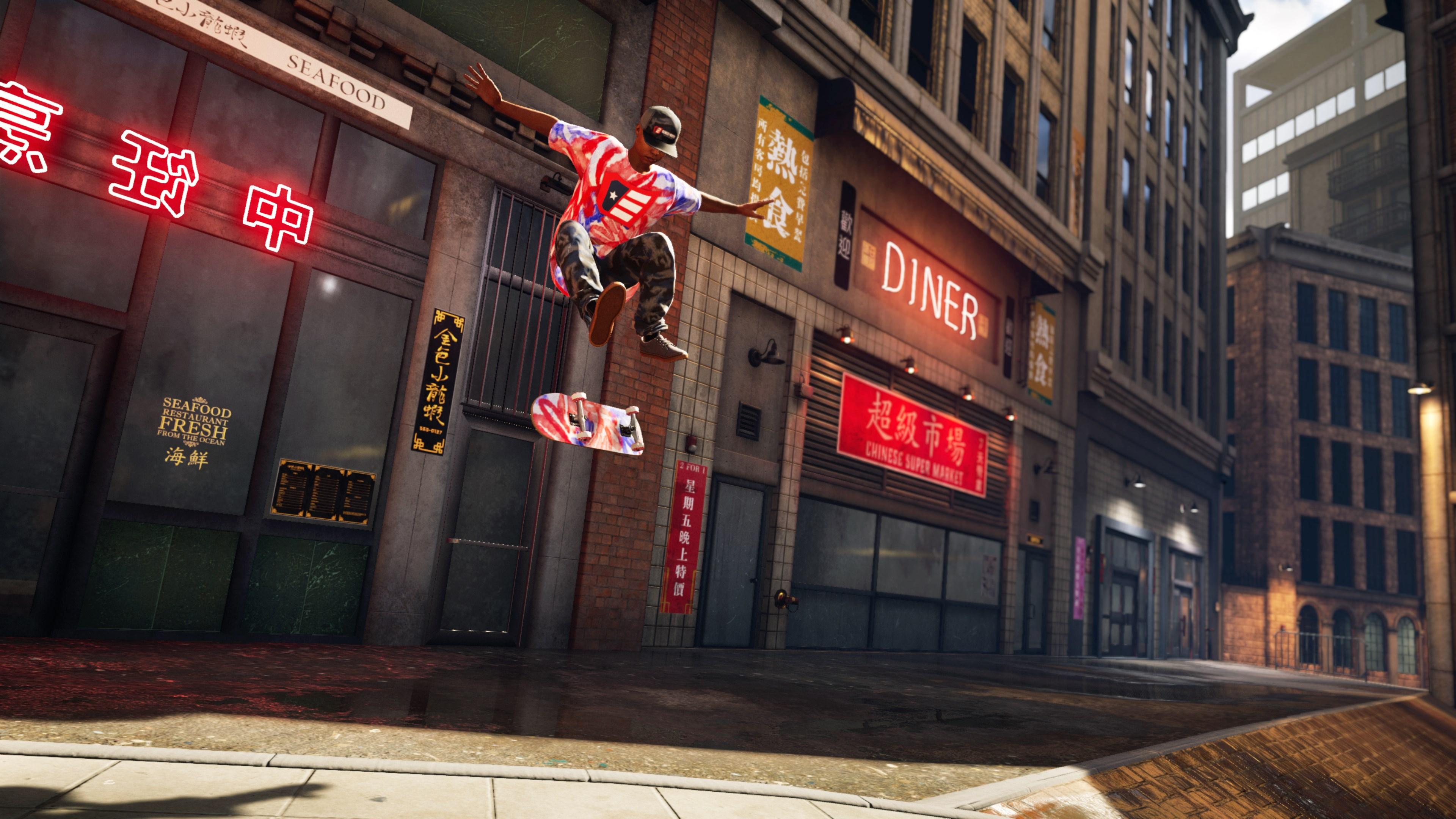 Скриншот №8 к Tony Hawks™ Pro Skater™ 1 + 2 - комплект United
