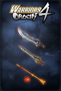 Carátula del juego WARRIORS OROCHI 4: Legendary Weapons Wei Pack 1