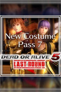 DEAD OR ALIVE 5 Last Round New Costume Pass 7
