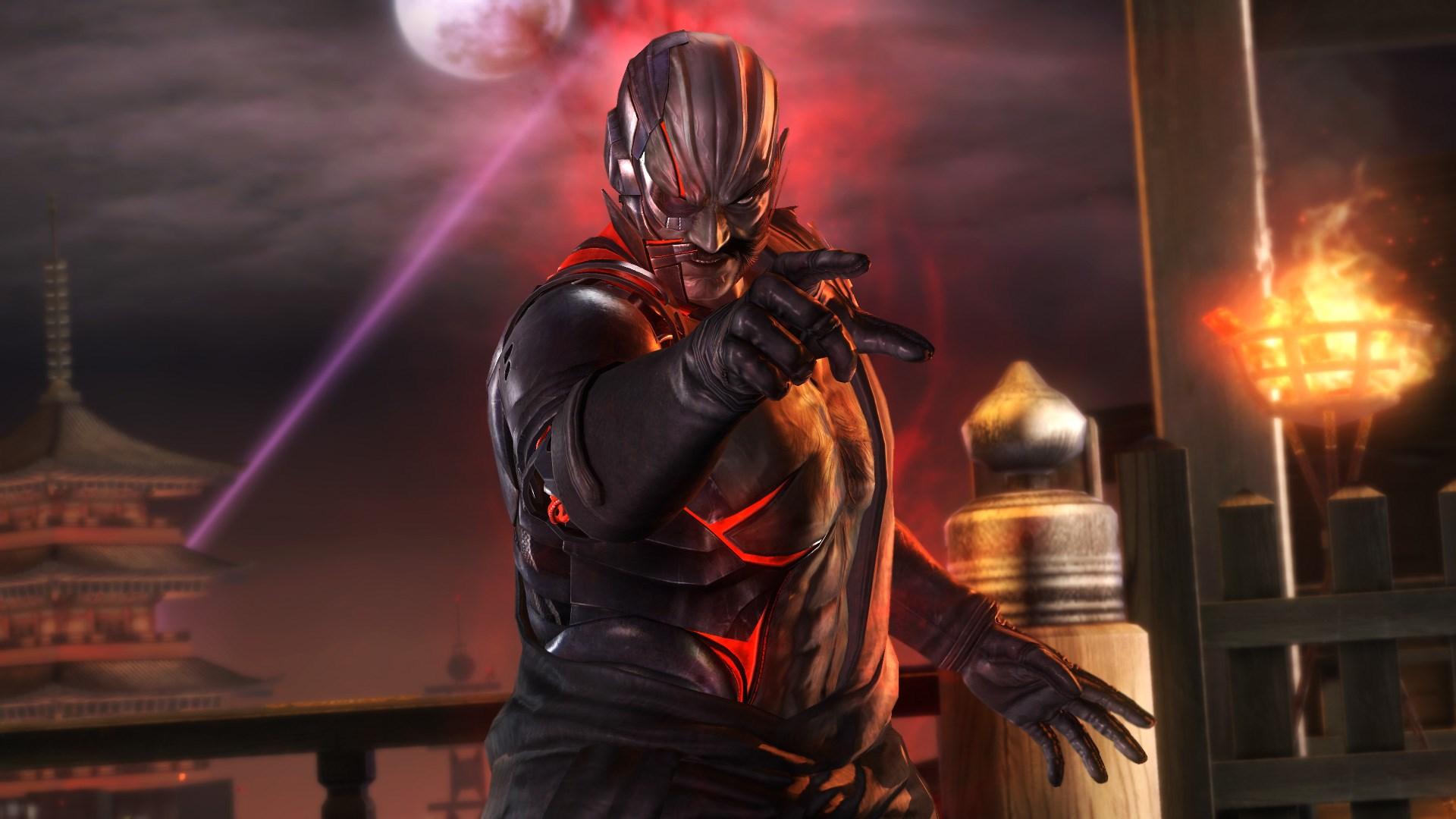 DOA5LR: Core Fighters - Character: Raidou