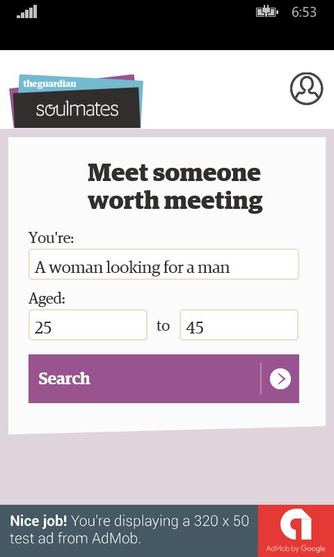 BF χρησιμοποιώντας dating app αποσπάσματα για γνωριμίες με κάποιον νέο