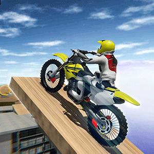 Biker Royale : Bike Stunts Racing Game 2019