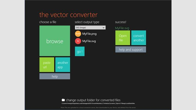 Buy The Vector Converter - Microsoft Store