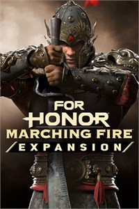 Expansión Marching Fire de For Honor