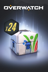 Carátula del juego Overwatch - 24 Summer Games Loot Boxes