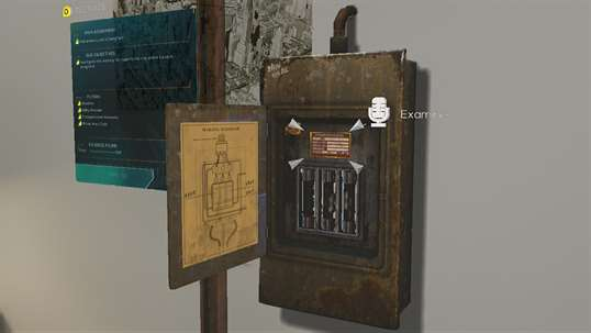 Fragments screenshot 2
