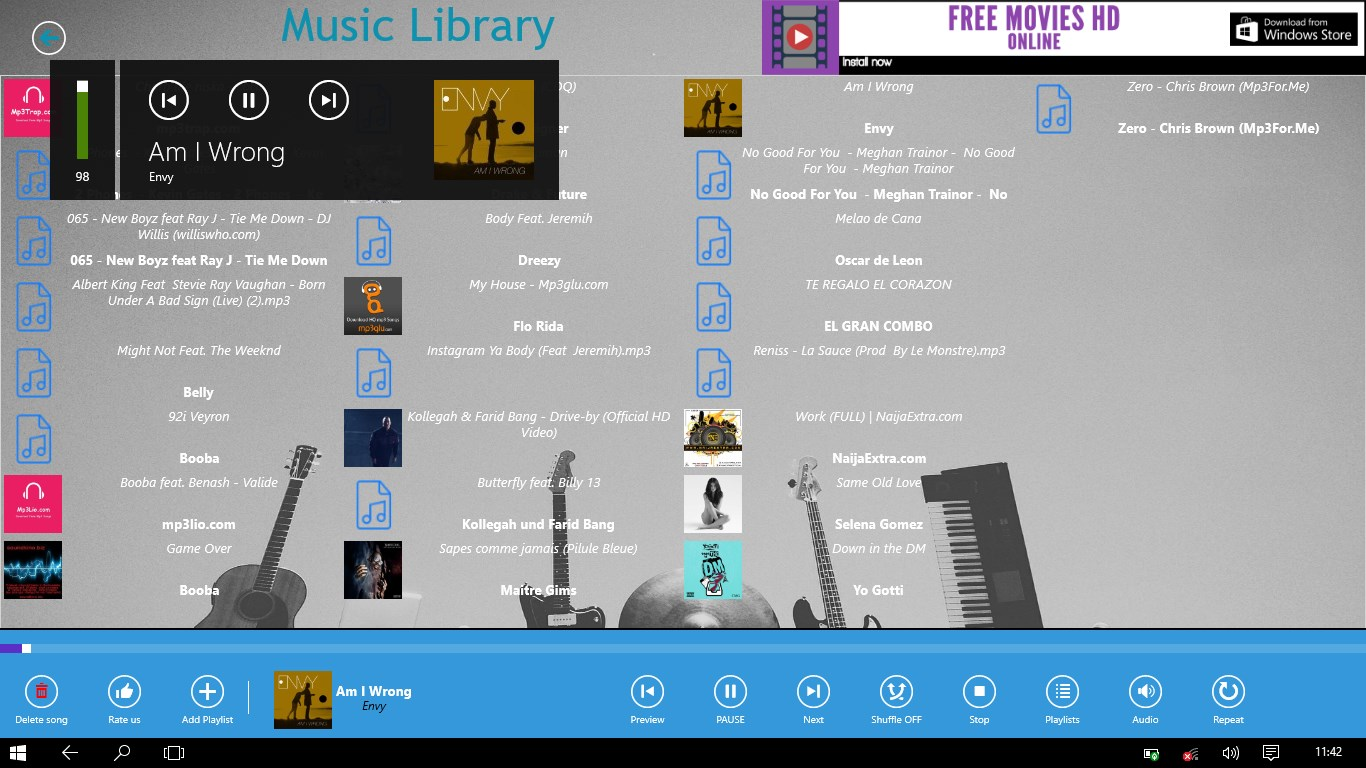 Free Music Downloader / Mp3