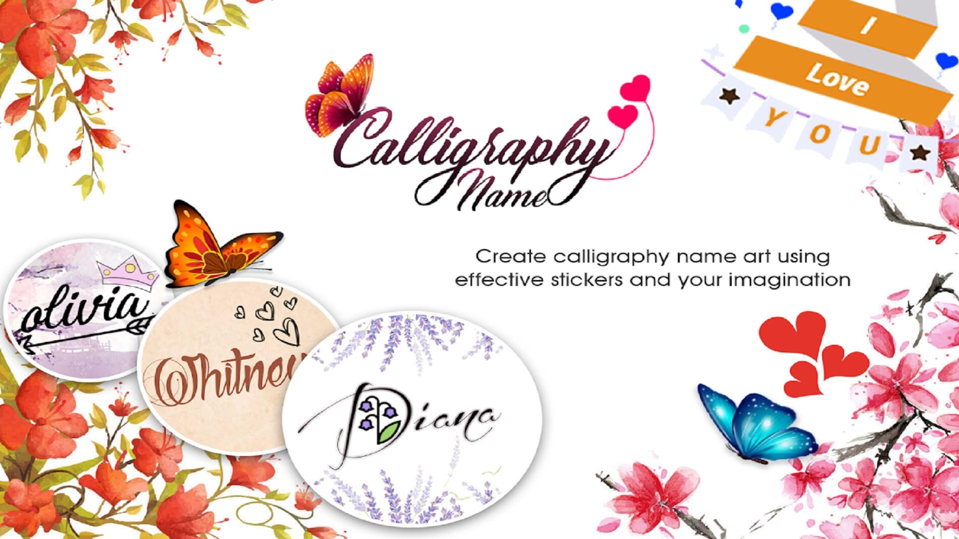 Get Calligraphy Name Art - Microsoft Store en-BH