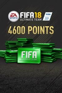 Pakiet 4600 punktów FIFA 18 Points