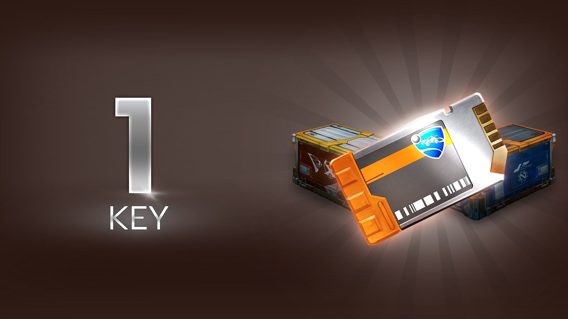 ROCKET LEAGUE® - UNLOCK KEY x1