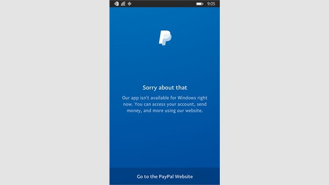 Get PayPal - Microsoft Store