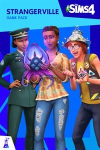 Carátula del juego The Sims 4 StrangerVille