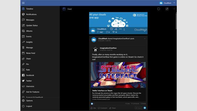 installer facebook pc windows 7