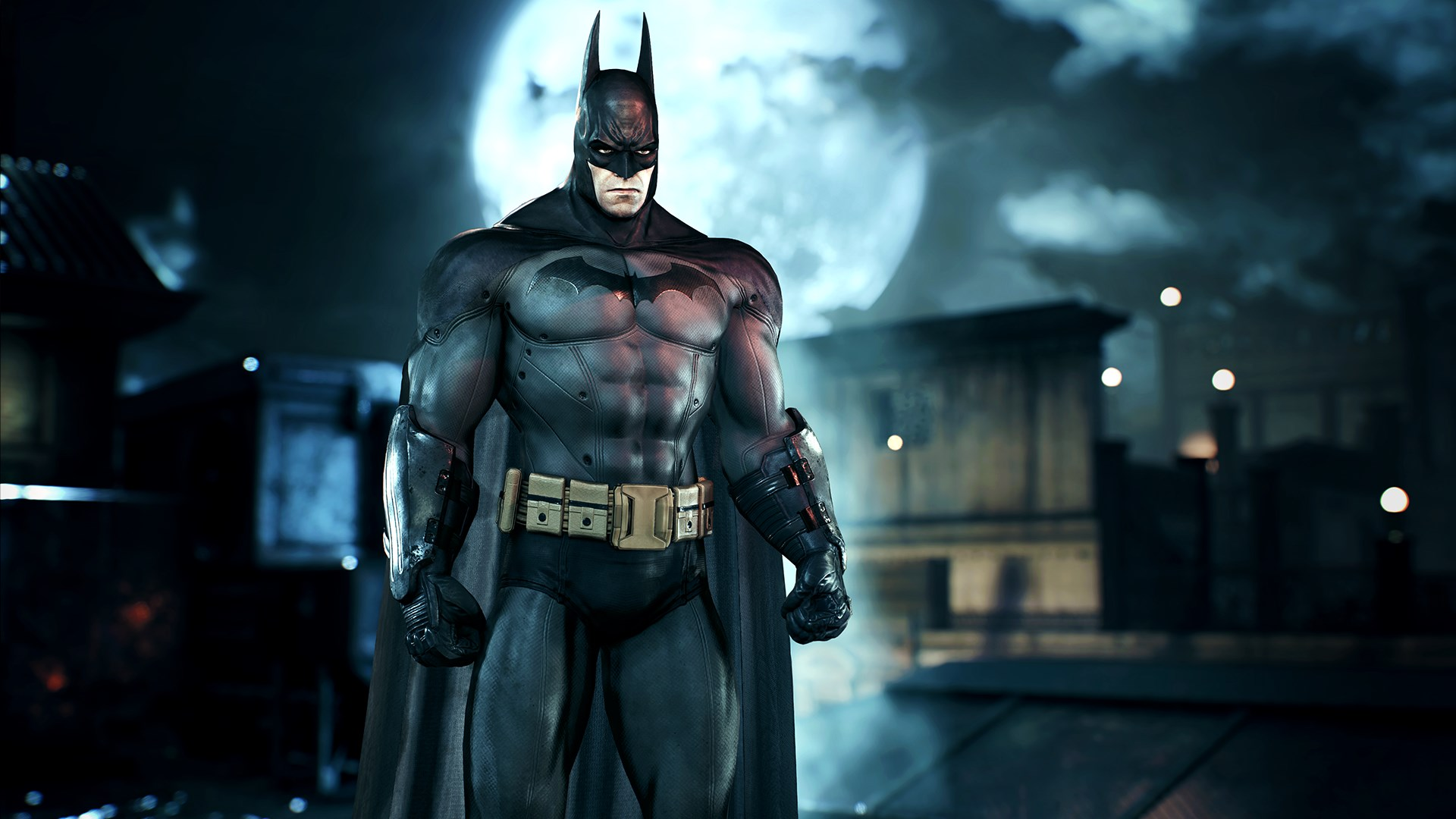 Original Arkham Batman Skin