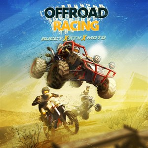 Offroad Racing - Buggy X ATV X Moto Xbox One