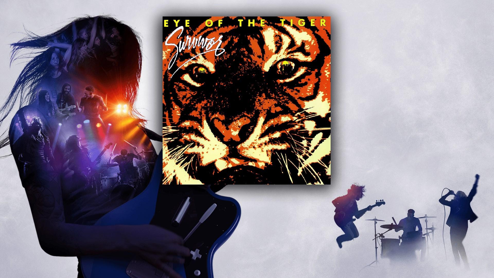 """Eye of the Tiger"" - Survivor"