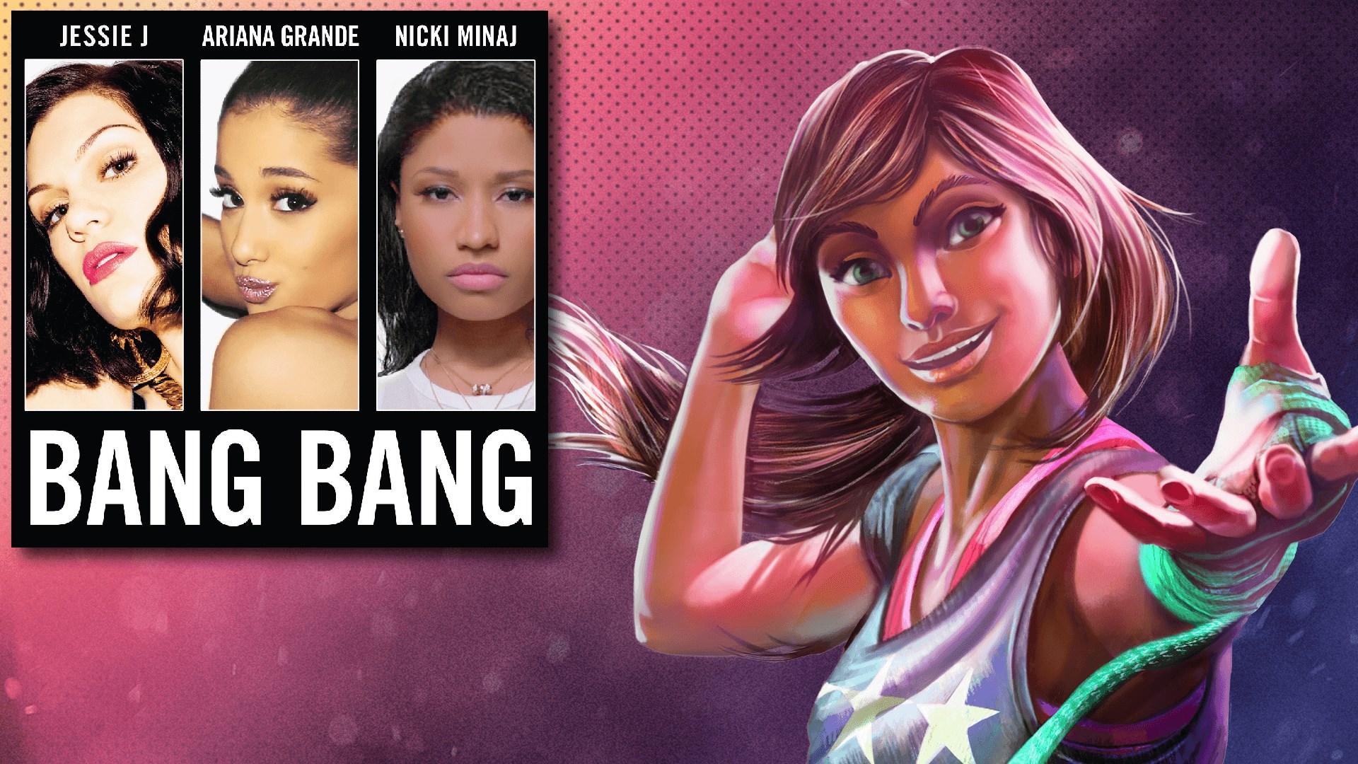 """Bang Bang"" - Jessie J, Ariana Grande, Nicki Minaj"