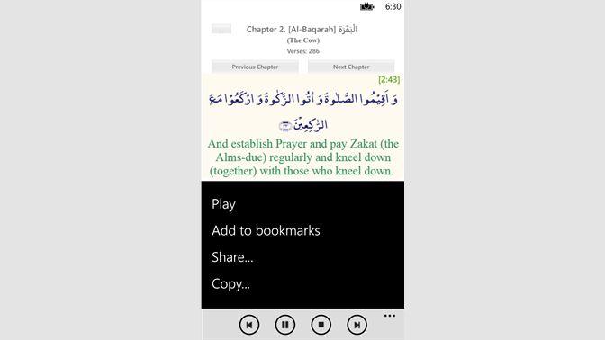 Get The Glorious Quran - Microsoft Store