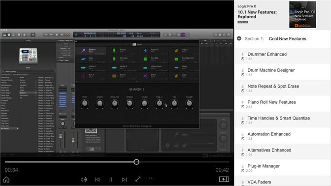 Get New Features For Logic Pro X 10 1  - Microsoft Store
