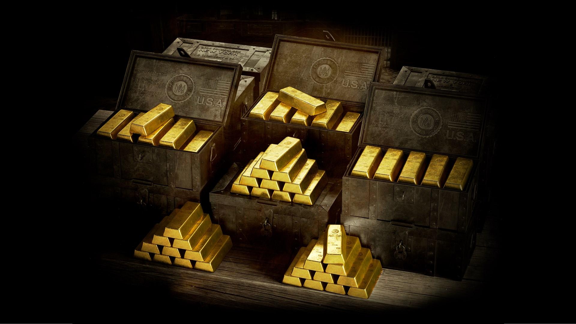 245 Gold Bars
