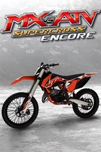 Carátula del juego 2015 KTM 125 SX MX