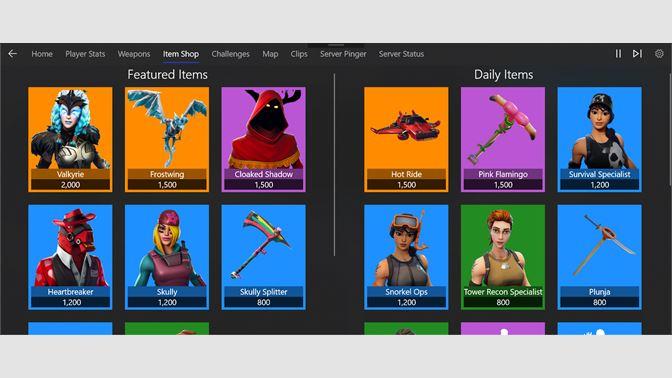 Get Companion for Fortnite - Microsoft Store