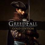 GreedFall - Gold Edition (Windows 10) Logo