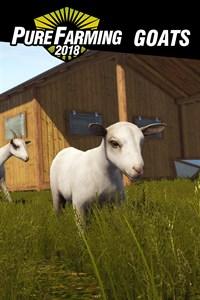 Carátula del juego Pure Farming 2018 - Goats