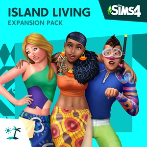 The Sims™ 4 아일랜드 라이프 Xbox One