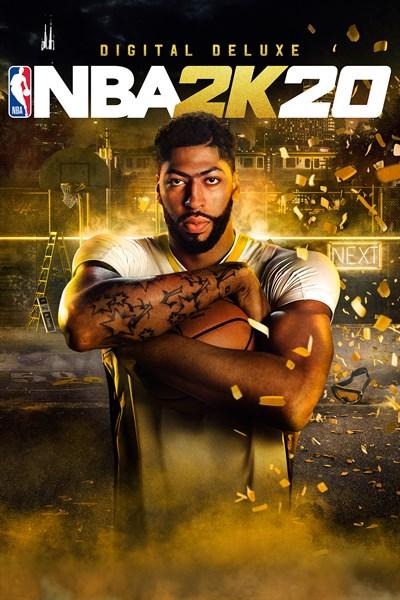 NBA 2K20 Digital Deluxe Pre-Order