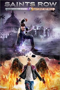 Carátula del juego Saints Row IV: Re-Elected & Gat out of Hell