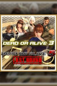DEAD OR ALIVE 5 Last Round DOA3 Music