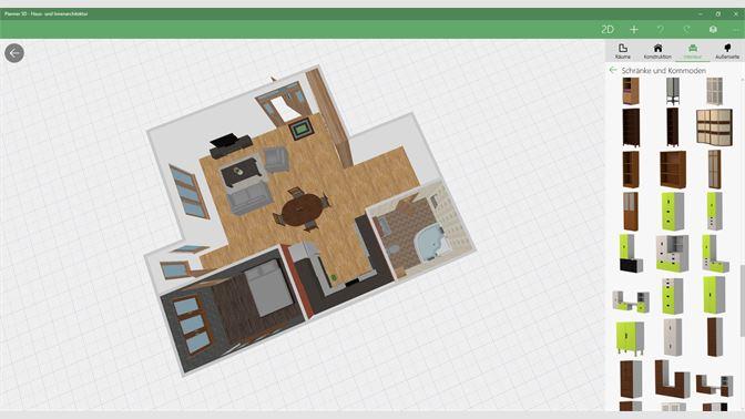 Planner 5d Haus Und Innenarchitektur Beziehen Microsoft Store De De