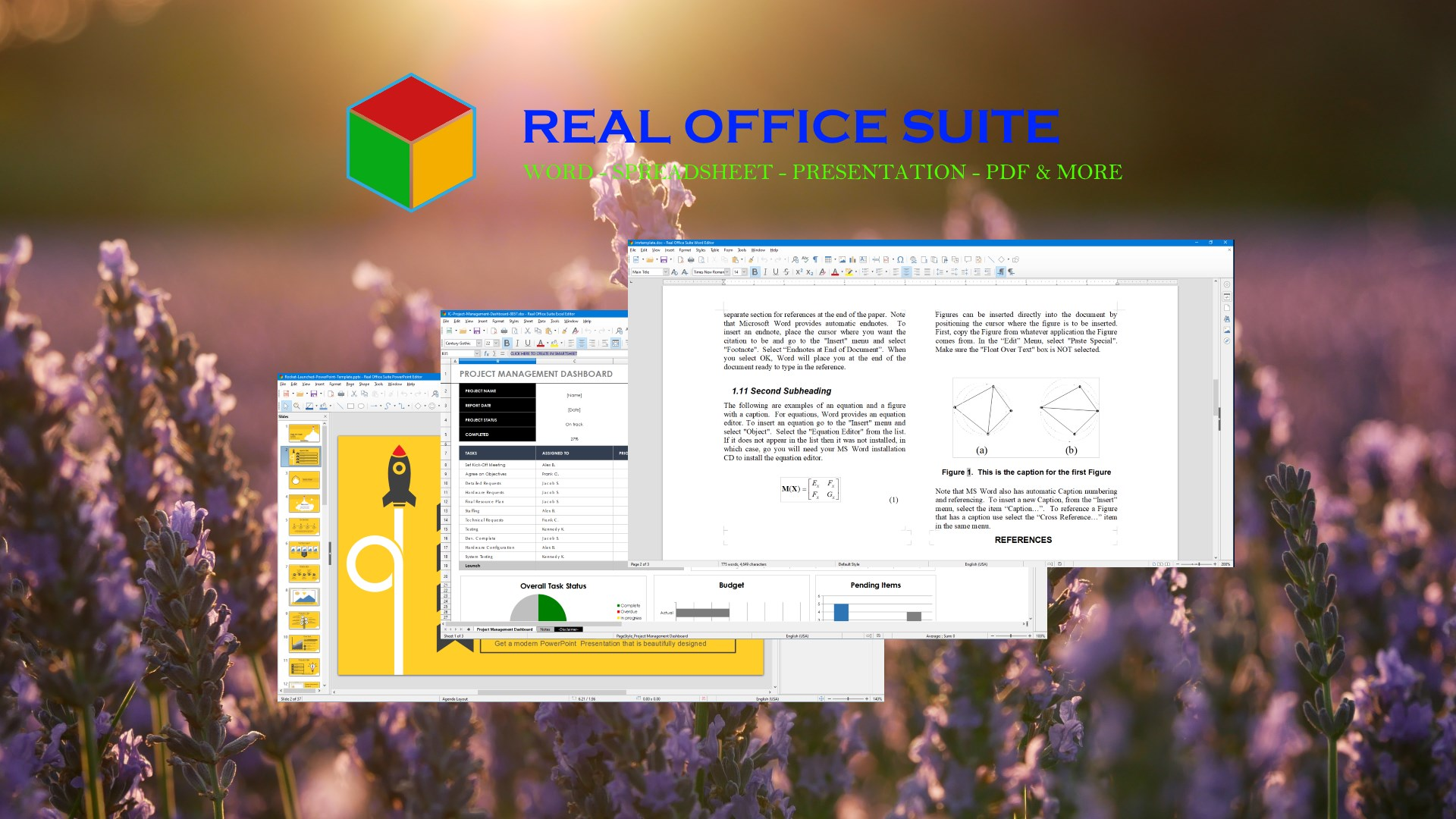 Get Real Office Suite - Microsoft Store