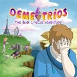 Demetrios - The BIG Cynical Adventure Logo