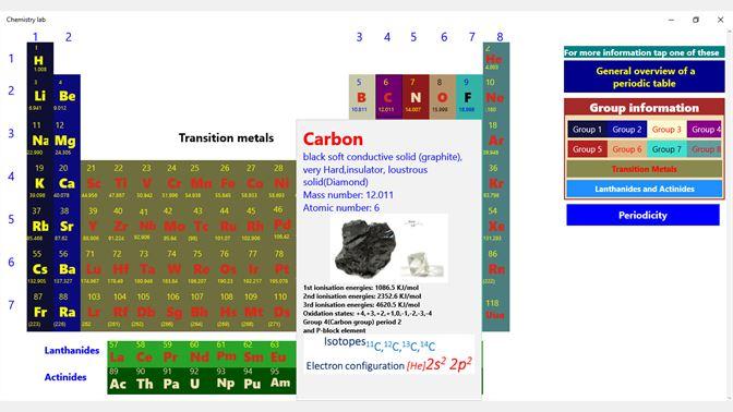 Get periodic table of element microsoft store en cy screenshot urtaz Gallery