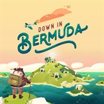 Down in Bermuda Logo