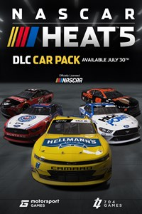 NASCAR Heat 5 - July Pack