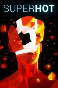 Carátula para el juego SUPERHOT de Xbox 360
