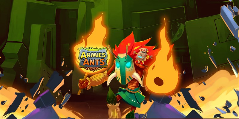 Get Armies & Ants - Microsoft Store