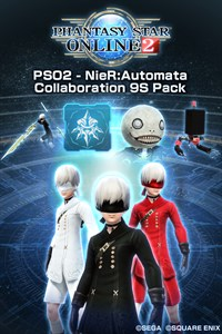 PSO2 - NieR:Automata Collaboration 9S Pack