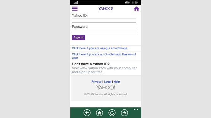 telecharger yahoo mail pour pc